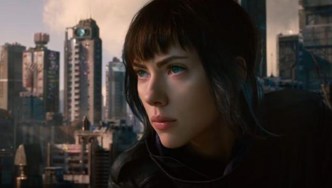 Scarlett Johansson integral