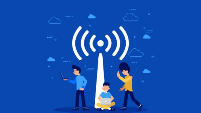 El WiFi 6E será muy beneficioso, sobre todo, en espacios con muchos dispositivos conectados.