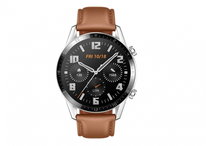 El reloj GT2 CLassic, de Hueawei.