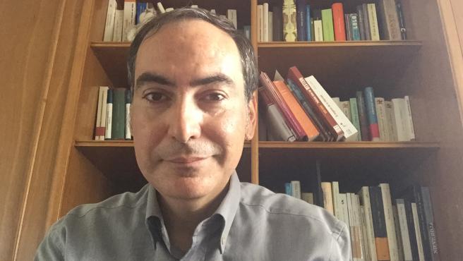 Rafael Pardo, autor del libro 'Felicidad Tóxica.