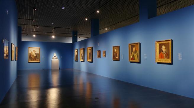 Millones de rostros se quedaron sin quien los mirara en los museos españoles durante los meses de aislamiento.