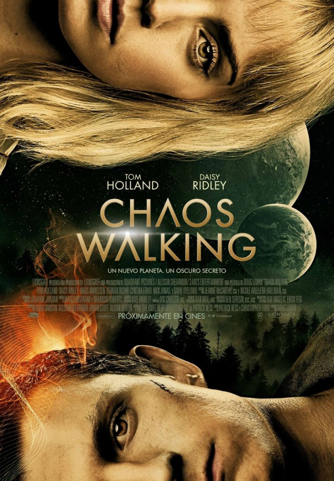 Póster de 'Chaos Walking'