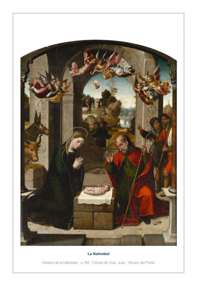 Imagen de la felicitación navideña de los reyes eméritos, don Juan Carlos y doña Sofía.
