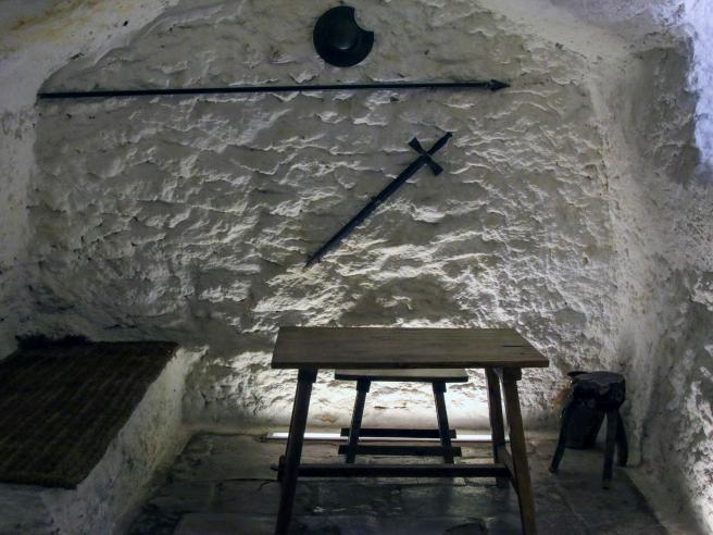 La Cueva de Medrano, donde se cree que Cervantes imagino a Don Quijote.