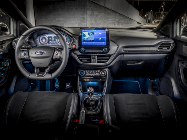 Ford Puma.