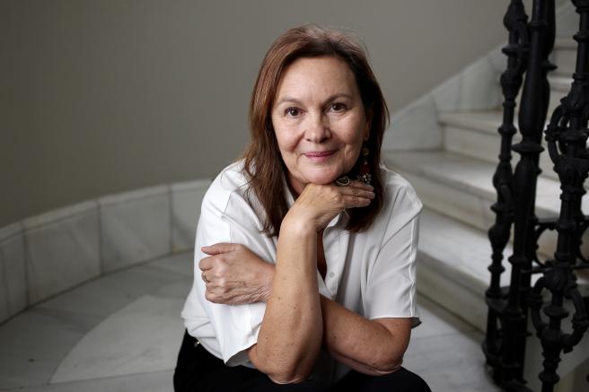 Escritora Clara Sánchez.