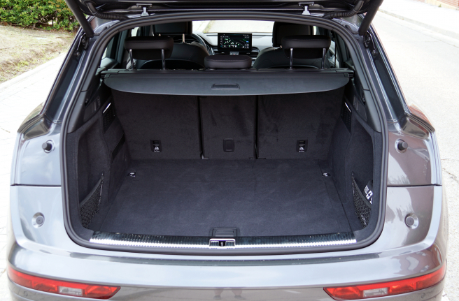 Audi Q5 40 TDI.