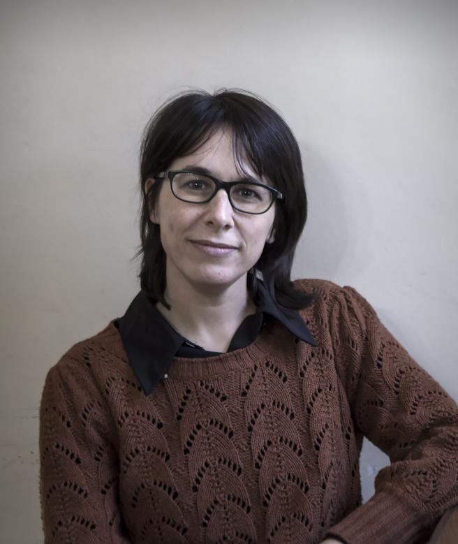 Anna Sanmartín, Subdirectora del Centro Reina Sofía sobre Adolescencia y Juventud de FAD