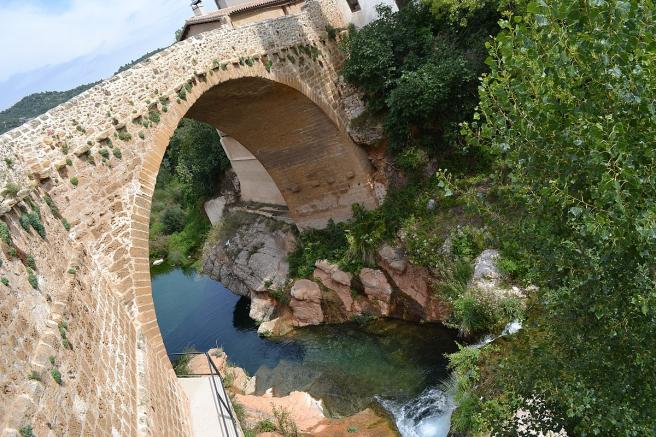 puente beceite