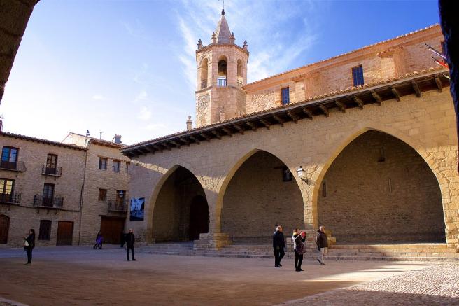 pueblos mas bonitos de Teruel