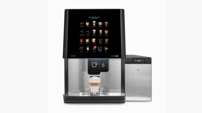 Vitro M5: una máquina de café que no se resiste a tu mirada.