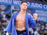 Nikoloz Serazadishvili, campeón del mundo de judo -90 kilos.