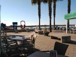 Veladores en Cartaya (Huelva).
