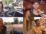 Montaje de algunos de los momentos insólitos de la televisión.