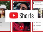 En 'Shorts' se pueden subir vídeos de 15 segundos directamente desde el móvil.