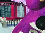 Ilustración de Ana Juan para 'Revolución en la tienda de animales'