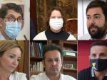 Algunos de los políticos que se han vacunado saltanose el protocolo.