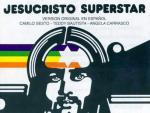 Portada española de la B.S.O. de Jesucristo Superstar.