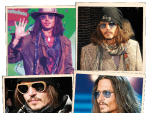 "Johnny Depp ""bruteja"""