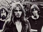 Nick Mason, David Gilmour, Roger Waters y Rick Wright, miembros de Pink Floyd.