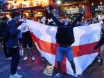 Hooligans anglais.
