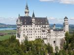 Walt Disneyse inspiró en esta edificación, situada en Baviera (Alemania), a la hora de crear el castillo de la Bella Durmiente.