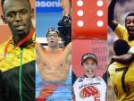 Márquez y otros deportistas ilustres que ya triunfaban también con solo 24 años.