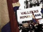 Cartel de la asamblea celebrada por Vallekas Decide.