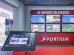 Centro de apuestas deportivas.