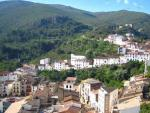 Vista del pueblo de Vilafamés (Castellón).