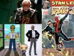 Algunas de las muchísimas apariciones de Stan Lee como personajes de ficción.