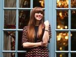 La escritora australiana Kate Morton, en Madrid.