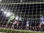 El Athletic y el Espanyol empataron en San Mamés.