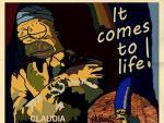 ¿Qué pasaría si Los Simpson protagonizaran los clásicos del terror?