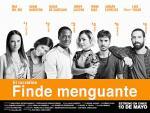 Los carteles noventeros de 'El increíble finde menguante' vienen llenos de amor cinéfilo