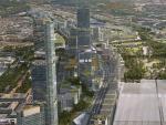 La remodelación del Nudo Norte espera a la aprobación de la modificación urbanística que conlleva Madrid Nuevo Norte.