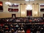 Sesión Constitutiva del Senado.