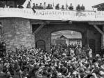 Liberación de Mauthausen, 5 de mayo de 1945.