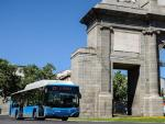 Autobús de la línea 23 de la EMT de Madrid