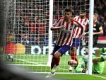 Gol de Morata para el Atlético al Bayer Leverkusen.
