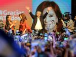 Alberto Fernández gana las elecciones en Argentina.