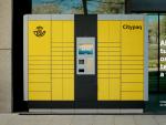 Uno de los más de 5.000 dispositivos Citypaq de Correos que hay repartidos por toda España.