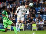 Luka Jovic, en un partido del Real Madrid