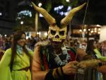 Esta vez la esencia del espectáculo fueron los personajes de mitos y leyendas del mundo que cautivaron al público colombiano.