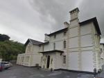 Hotel The Falcondale, en Gales, donde tuvo lugar la celebración de la boda.