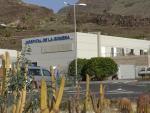 Exterior del Hospital de La Gomera.