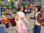 Imagen del videojuego Los Sims 4.