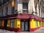 Bar La Oliva, en el barrio de Usera, Madrid.
