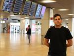 """""""Llegamos desde Londres para volver a Argentina. Nos reprogramaron los vuelos. Es muy complicado y caótico todo. Hemos pasado por varios aeropuertos y en ningún momento nos han hecho ninguna prueba del coronavirus""""."""