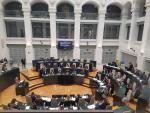 Pleno extraordinario de Presupuestos en el Ayuntamiento de Madrid